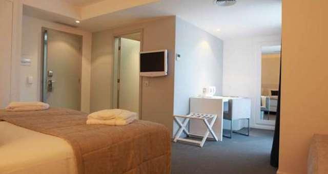 Hotel Anjo de Portugal em Fátima - quarto