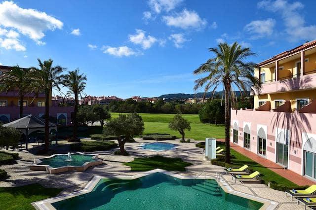 Melhores hotéis em Sintra