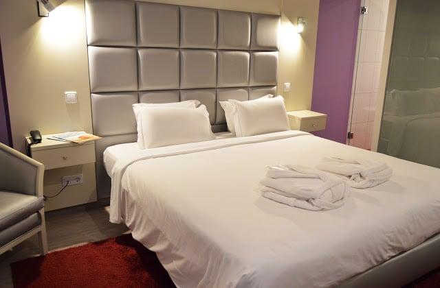 Hotel Santa Eulalia Praia em Albufeira - quarto