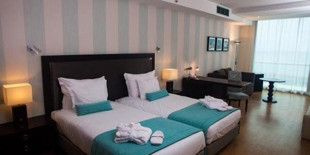 Angra Marina Hotel nos Açores - quarto
