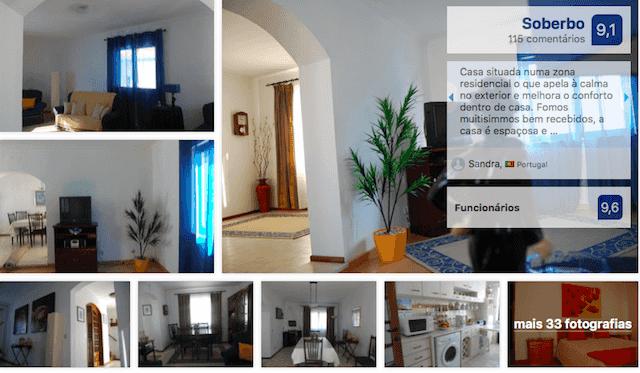 Férias Casa Ana em Nazaré