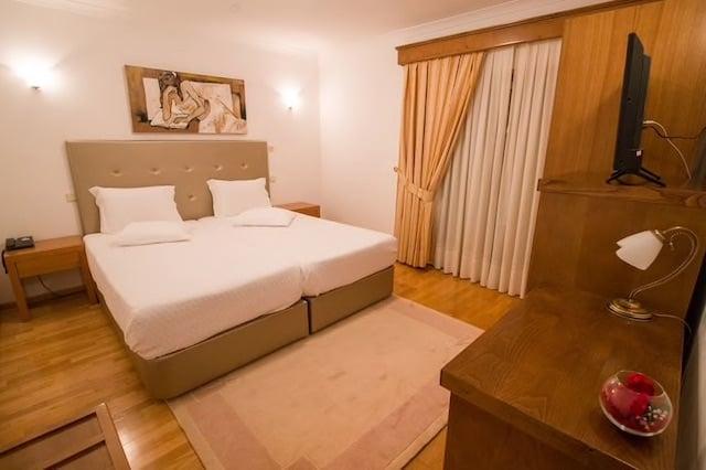 Hotel Estalagem Turismo em Bragança - quarto