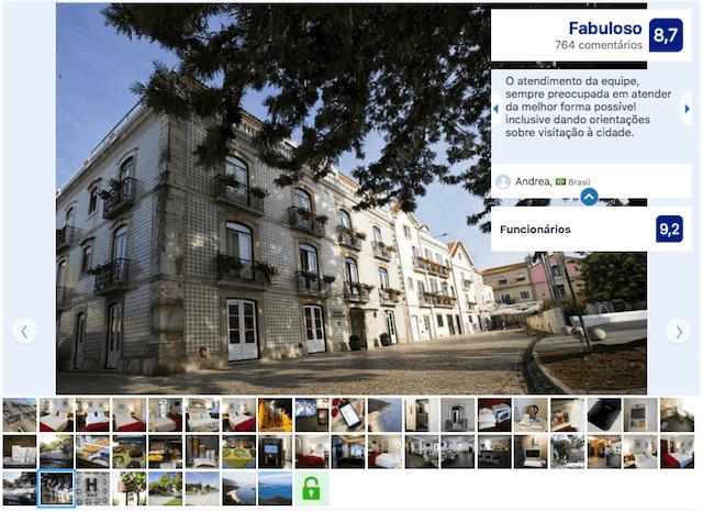 Hotel Solaris em Setúbal
