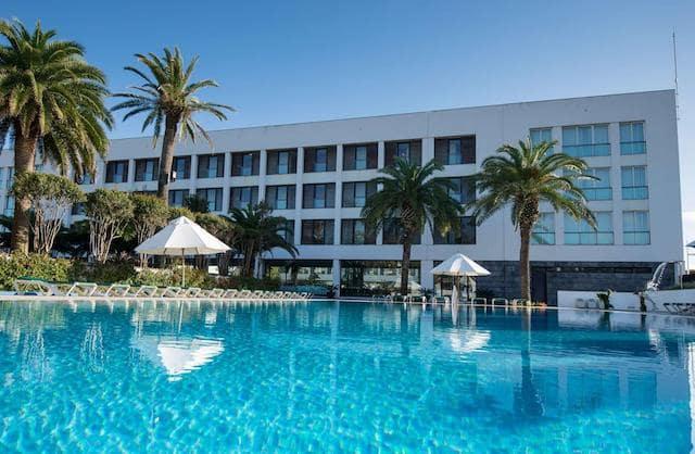 Melhores hotéis nos Açores