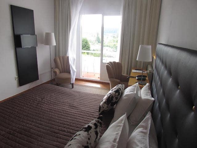 Hotel Vista do Vale nos Açores - quarto