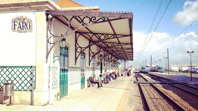 Estação de Faro