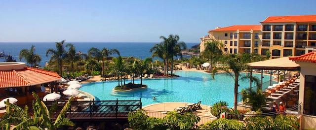Melhores hotéis na Madeira - Hotel Porto Mare