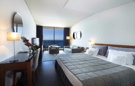 Hotel Vidamar Resorts na Madeira - quarto