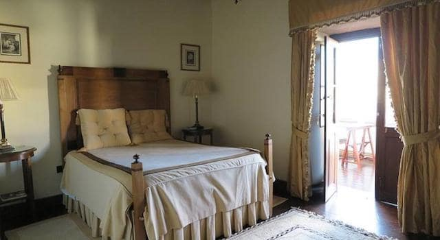 Hotel Solar de Santa Maria em Bragança - quarto