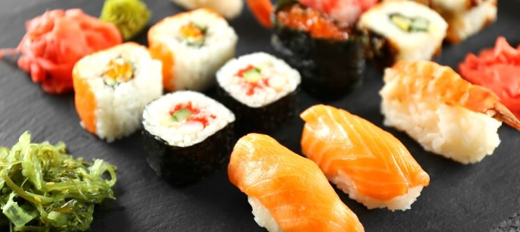 Onde comer sushi em Lisboa