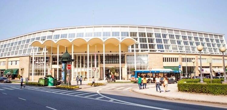 Mercado do Bom Sucesso no Porto