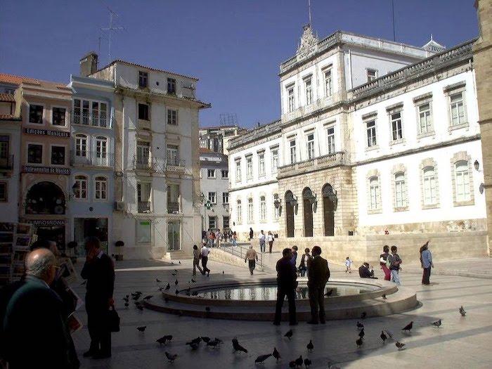 O que fazer no inverno em Coimbra