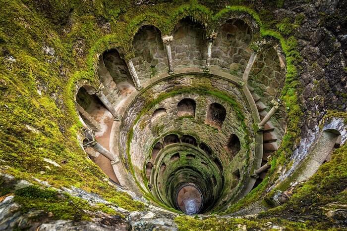 Poço da Quinta da Regaleira - Sintra