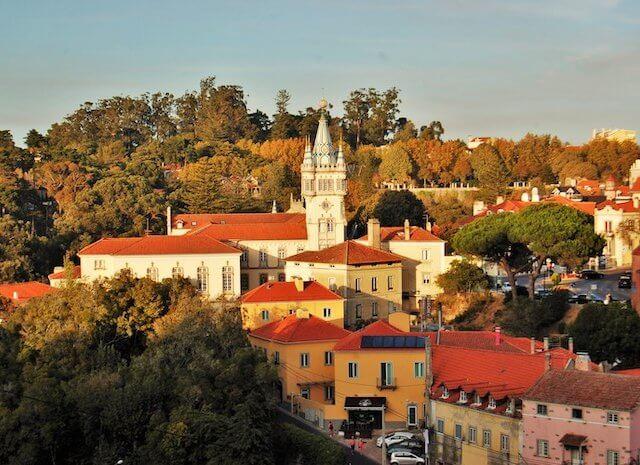 Roteiro de três dias em Sintra