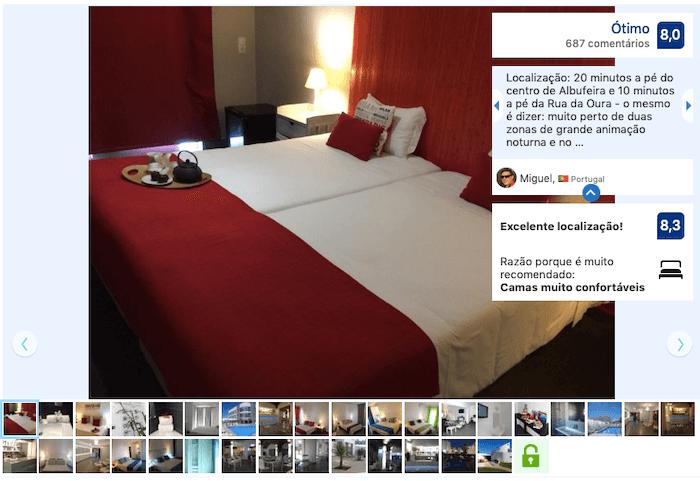 Hostel KR em Albufeira