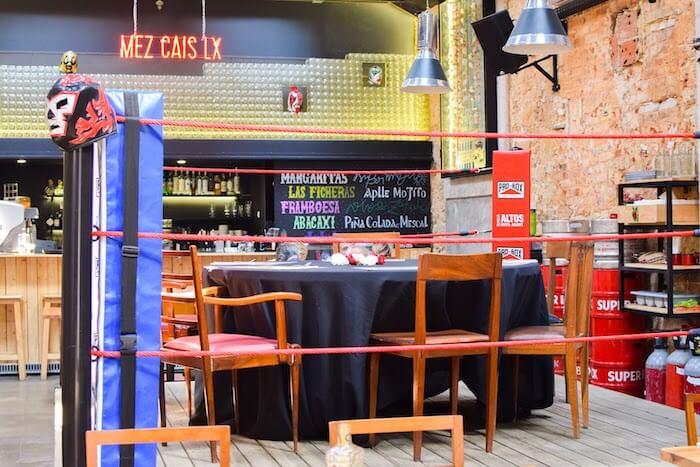 Restaurante Mez Cais Lx Factory