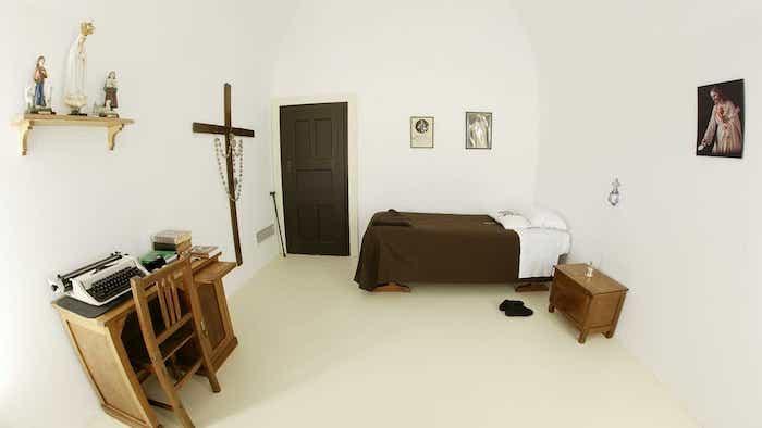Museu de Lúcia- quarto