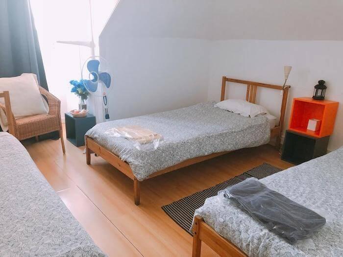Portuguese Hostel em Sintra - quarto