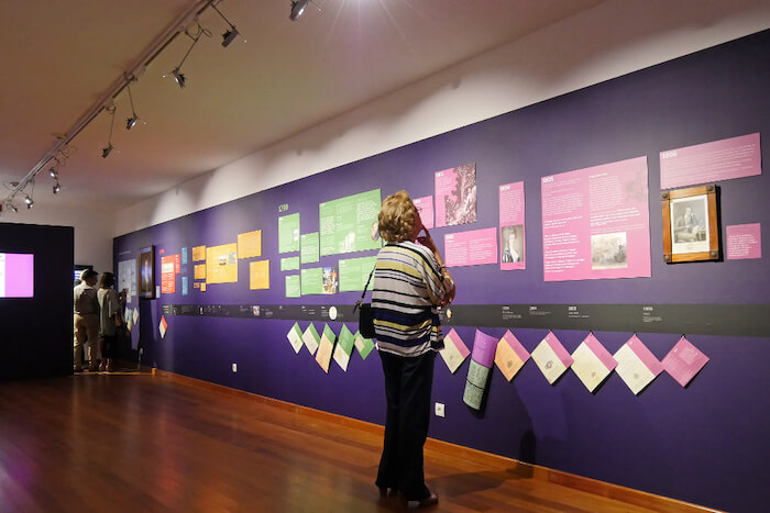 Exposição no Museu Bocage em Setúbal