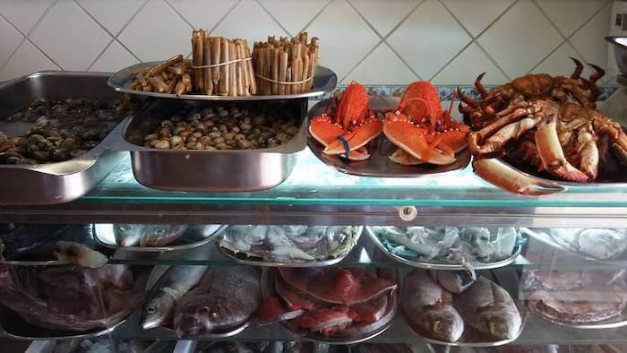 Restaurante Batareo em Setúbal