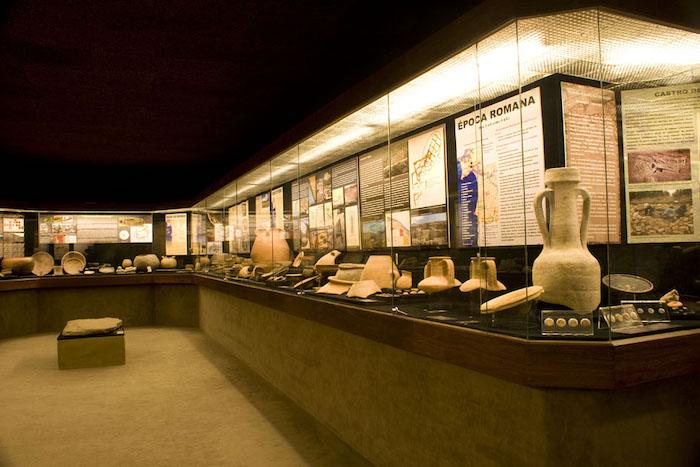 Exposição no Museu de Arqueologia e Etnografia em Setúbal