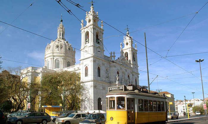 Basílica da Estrela em Lisboa