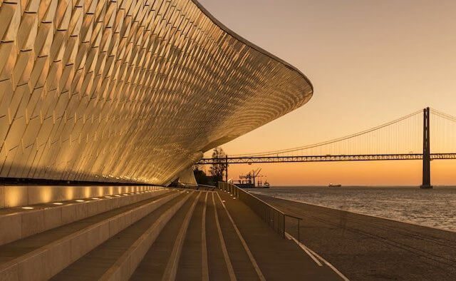 Museu MAAT em Lisboa
