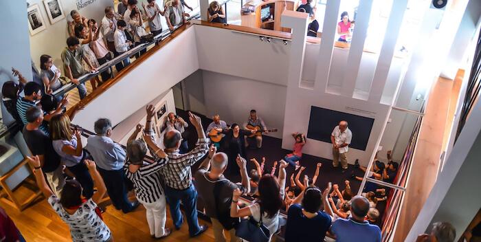 Museu do Fado em Lisboa - apresentação