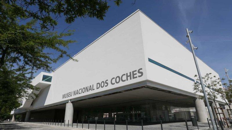 Museu Nacional dos Coches em Lisboa