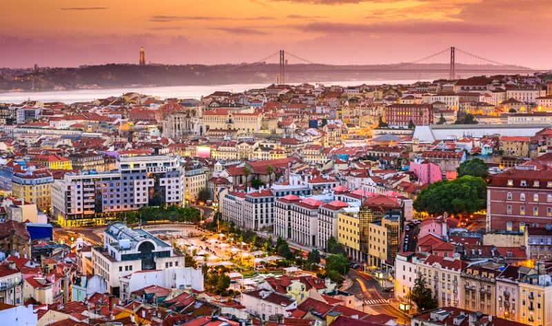 Feriados em Lisboa em 2020