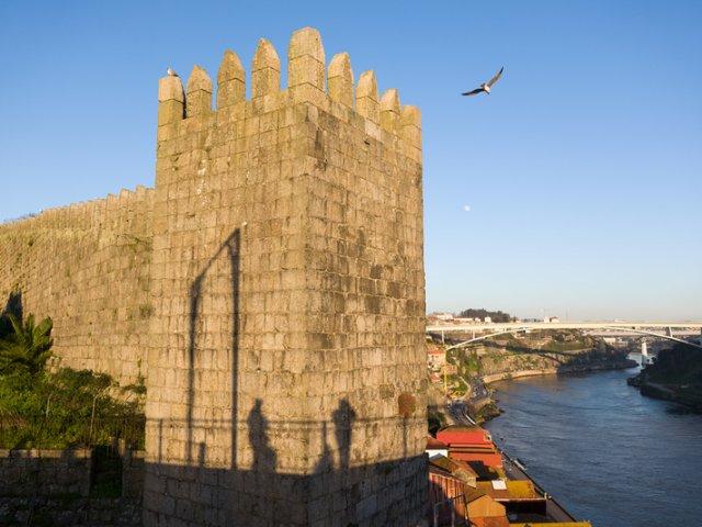 Muralhas Fernandinas em Porto