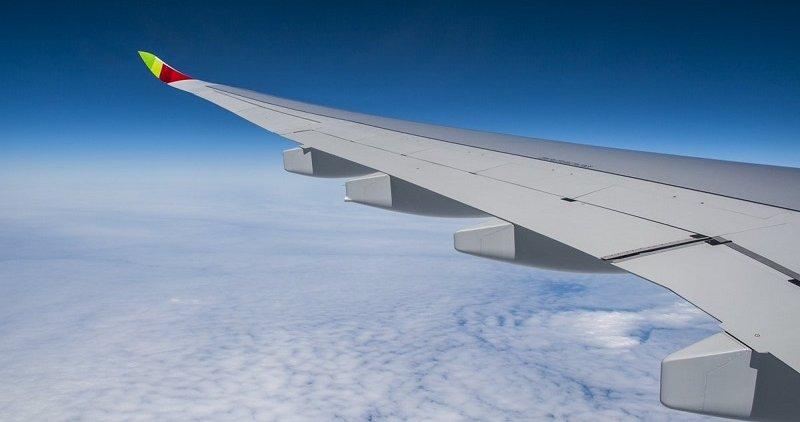 Avião da TAP para Dublin