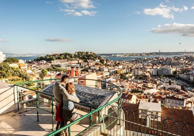 Melhores mirantes em Lisboa