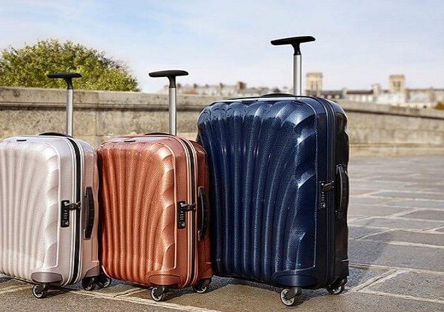 Como funciona o aluguel de malas de viagem